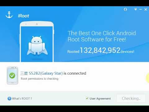 How to Root Samsung Galaxy Star S5282 ?
