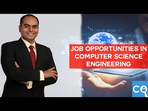 Job Opportunities in Computer Science Engineering/CSE after BE/Btech