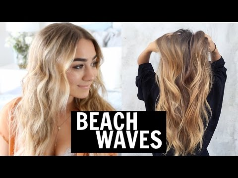 BEACH WAVES FOR FINE & THIN HAIR!