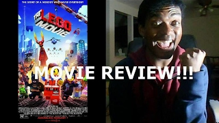 THE LEGO MOVIE REVIEW!!!!