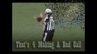 What Can I Do When Nfl Refs Make Bad Calls