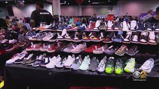 Buyers, Sellers Strike It Rich At Sneaker Con