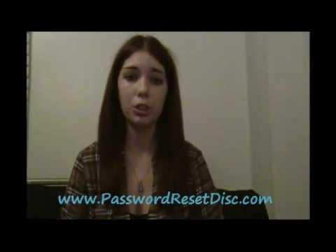 Password Reset Disk - 3 Step Windows Password Reset