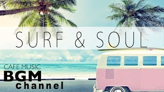 Relaxing Soul & Jazz Music - Chill Out Cafe Music For Work, Study - Background Music