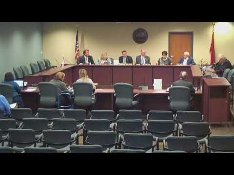 Real Estate Commission Board Meeting 2018 03 07