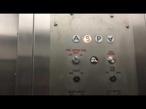 Staley Hydraulic Elevator @ Rockville Centre-LIRR Station