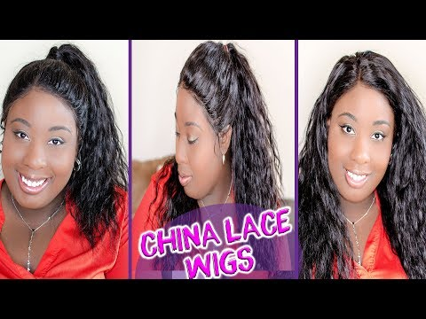 5 Ways to Rock A 360 Wig | ChinaLaceWig | CF170 - Black Friday