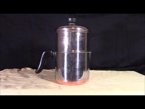 Camp Coffee: DRIP - O - LATOR
