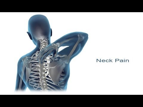5 Steps to Neck Pain Relief