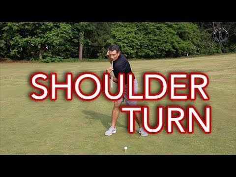 Golf Tip: Turn, Don't Lift, Mike Sullivan, Raleigh, NC