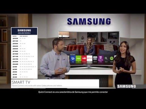 Smart TV   (w/ Closed Captions in Spanish)