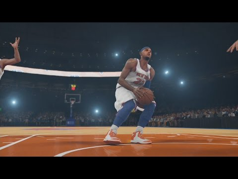 NBA 2K15 PS4 My Career - Floor General