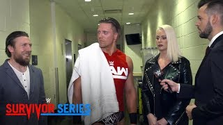 Maryse tries to convince The Miz he doesn't need to apologize: Exclusive, Nov. 19, 2017