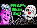 FNAF Was Right Ennards Bodysuit Actually Works The SCIENCE Of FNAF Sister Location
