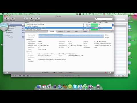 How To Open Utorrent Mac Port???