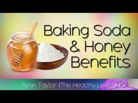 Baking Soda and Honey: Benefits (Boiled)