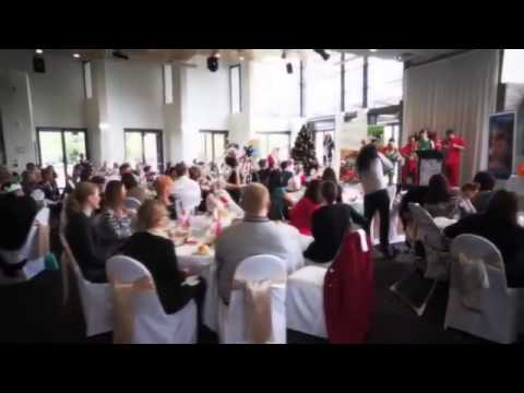 Christmas in July 2013 at WatervieW in Bicentennial Park for Special Olympics Australia