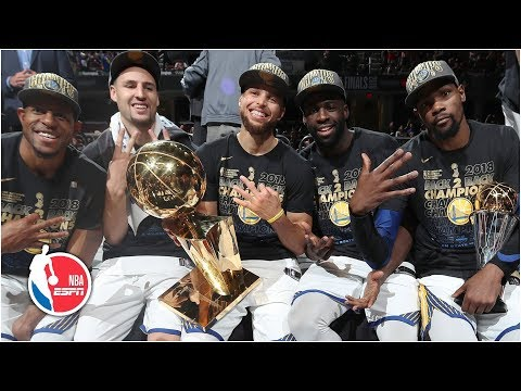 Xxx Mp4 Relive The Golden State Warriors' Magical 5 Year Title Run NBA Highlights 3gp Sex