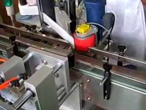 Jam Bottle labeling Machine , Pickle Jar Labeling machine , Jar labeler