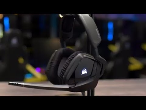 CORSAIR VOID PRO – Product and Features Breakdown