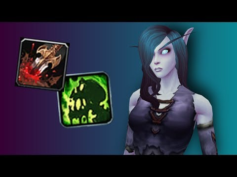 Poor ROGUE Vs Unbeatable DK (5v5 1v1 Duels) - PvP WoW: Battle For Azeroth  8 1