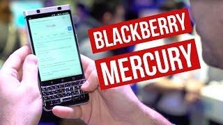 Blackberry MERCURY: le prime impressioni | #Anteprima CES 2017