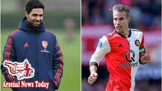 Arsenal legend Robin van Persie explains why Gunners can't win trophies after FA Cup win - news toda