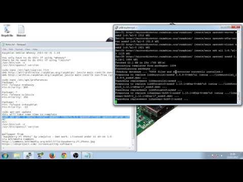 Raspberry Pi - OpenSSH 6.7 - OpenSSL - updating - LP