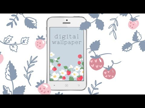 How To Create Digital Wallpapers