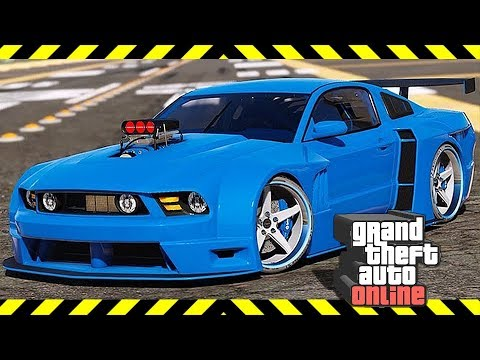 GTA Online DLC: THE TOP 8 MOST LIKELY Muscle Cars Coming To GTA Online