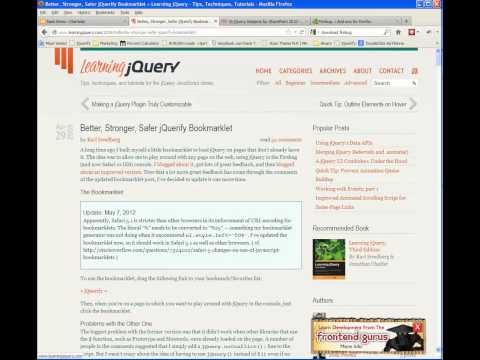 10 SharePoint 2010 jQuery Examples NON developers can try
