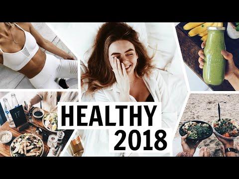 EASY Ways To BE HEALTHY in 2018 (Life Hacks) / GirlBoss // Nika Erculj