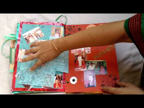 Best Scrapbook for Mom & Dad for Anniversary/Birthday/AnyOccassion