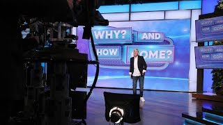 Ellen Has a Lot of Questions in 'Why? And How Come?'