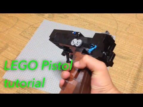 lego pistol tutorial