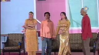 Best Of Babbu Braal and Tariq Teddy Pakistani Stage Drama Full Comedy Clip
