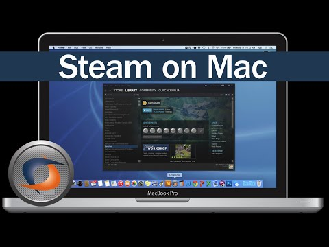 How to Get Windows Steam on Mac
