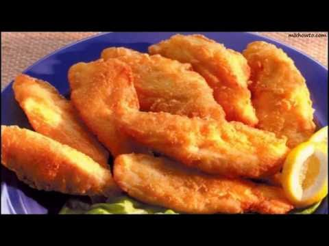 Recipe Long John Silvers Battered Fish