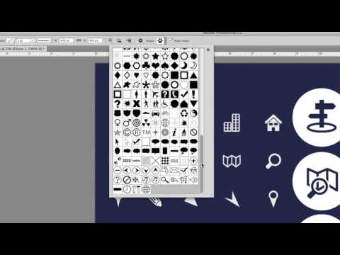 How to Make Icons in Adobe Photoshop 7 : Photoshop Tricks & Skills