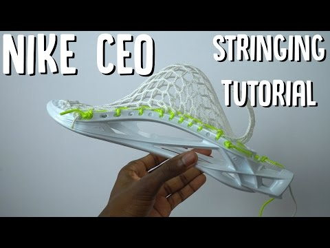 How to string a Nike CEO