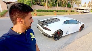 Buying A New Lamborghini ...
