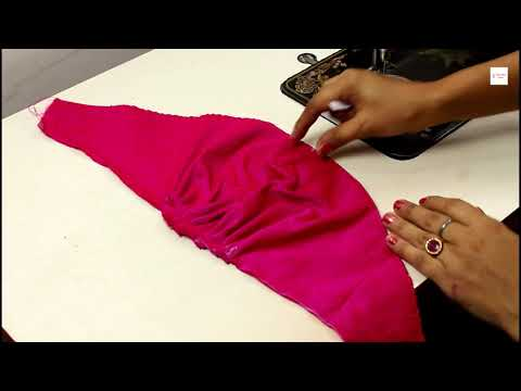 Puff Sleeves Cutting & Stitching, How To Make Perfect Puff Sleeves #stitchingclass