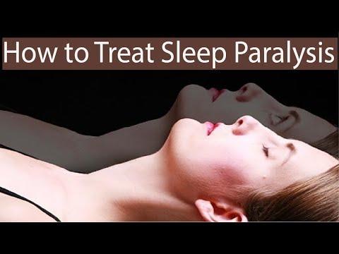 How to Prevent Sleep Paralysis | Sleep Paralysis Treatment