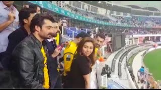 Winning Moments of Karachi Kings vs Peshawar Zalmi - Very Interesting Video,  PSL 3 @ UrduPoint