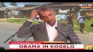 Barack Obama: I