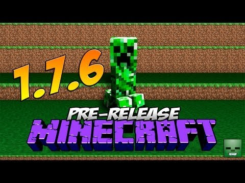 Minecraft 1.7.6 Pre-Release 1 (Nuevo sistema de ID)