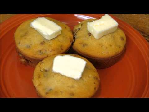 Pancake and Sausage Breakfast Muffins Recipe - The Wolfe Pit