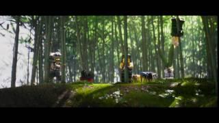 The LEGO NINJAGO Movie - What Do Ninjas Wear?