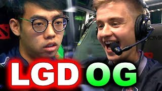 Download OG vs PSG.LGD - BEST INSANE CRAZIEST GAME! TOP 2 #TI8 - THE INTERNATIONAL 2018 DOTA 2 Video