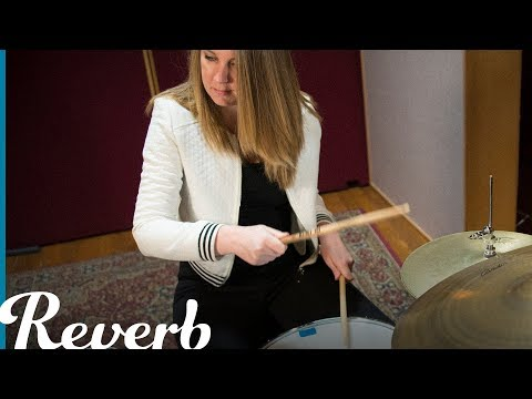 How to Play Single Stick Double Hi-Hats on Drums | Reverb Learn to Play